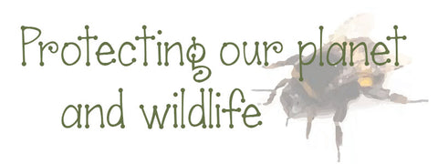 Eco-friendly cards, wildlife and gardening gifts