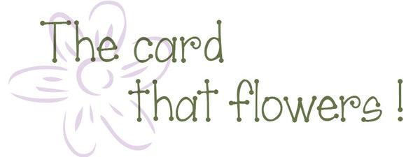 Le Jardin Perdu the card that flowers