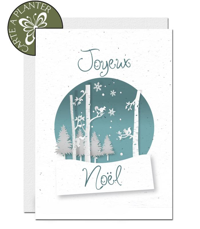 ecofriendly christmas cards