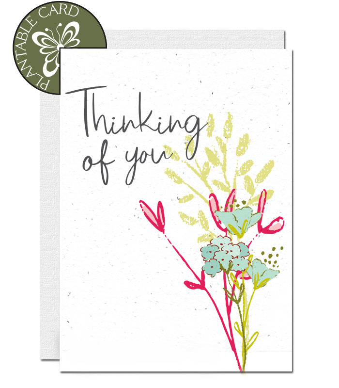 ecofriendly card condolence