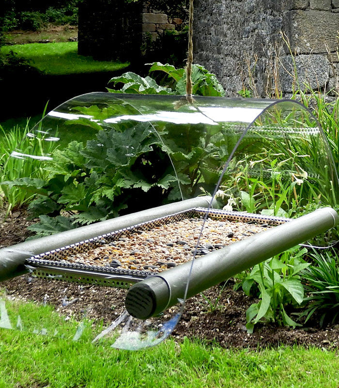 ecofriendly bird feeder