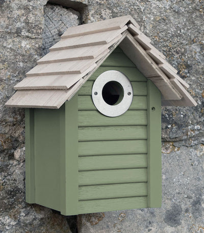 environmentally friendly nest box