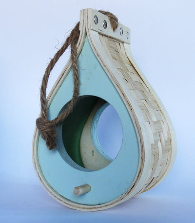 eco-friendly bird feeder, fsc wood