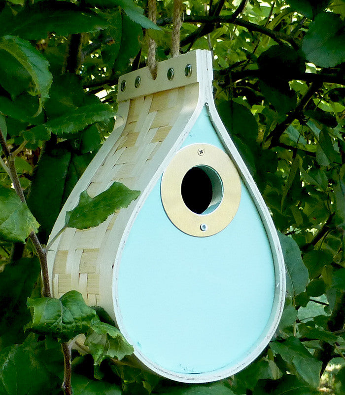 Eco-friendly birdhouse, fsc wood