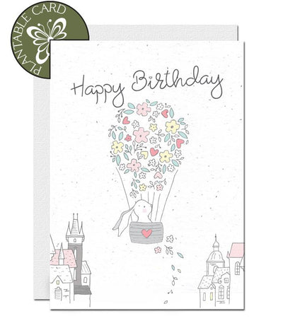 plantable birthday cards