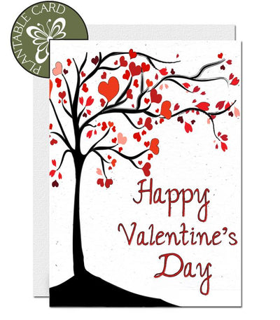 eco-friendly valentine's day cards