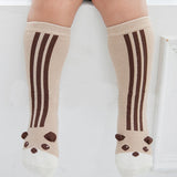 Squirrel Knee Socks