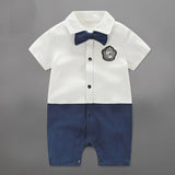 Little Gentlemen Romper