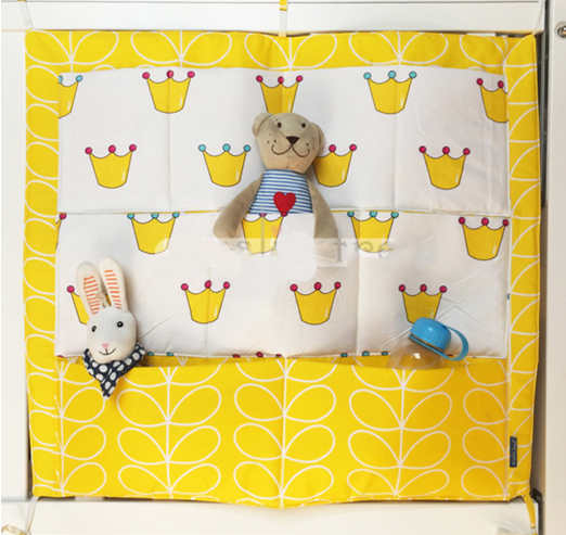 Crown Diaper Organizer
