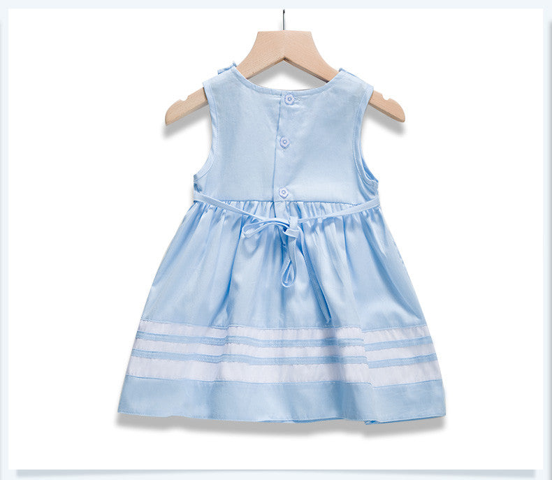 Sky Blue Tea Party dress
