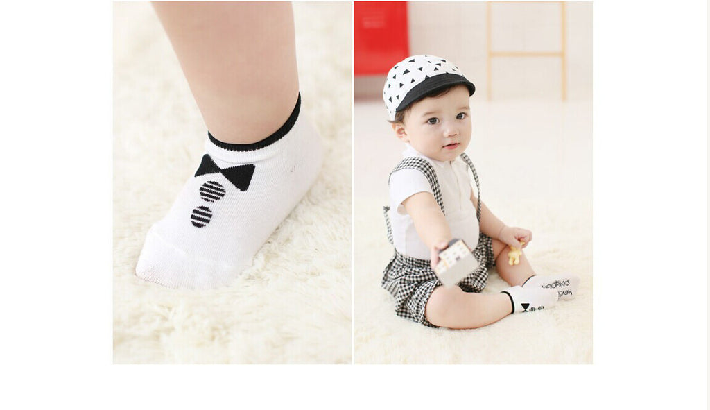Thunder + Rain in grey and Ribbon socks value pack - I Babyland  - 2