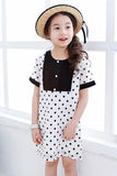 Polka Dots Elegant Dress