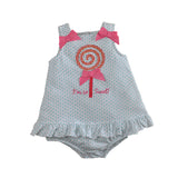 Lollipop Sweet Bodysuit Dress