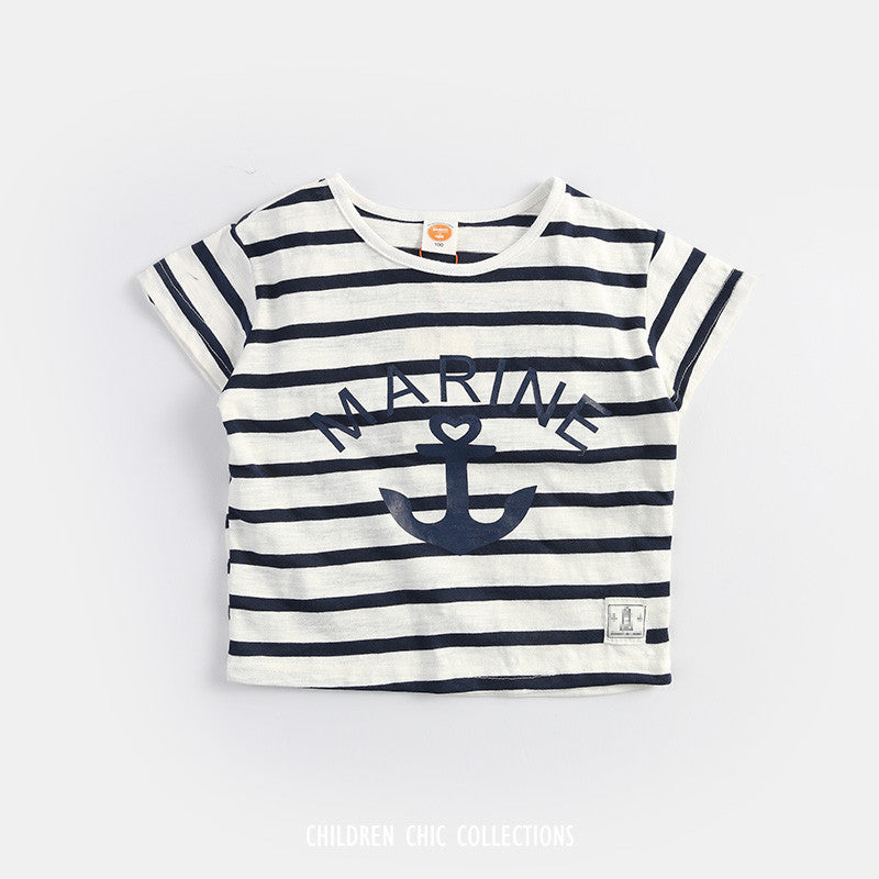 Stripes Marine Tee