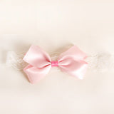 Sweet Ribbon Lace Headband (3 colors available)