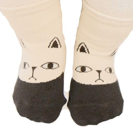 Kitty Socks (Vanilla)