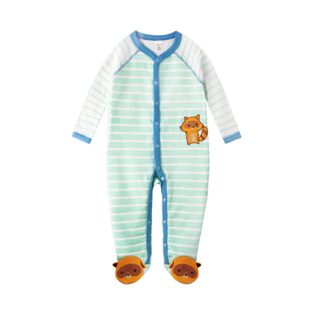 Fox Sleepsuit