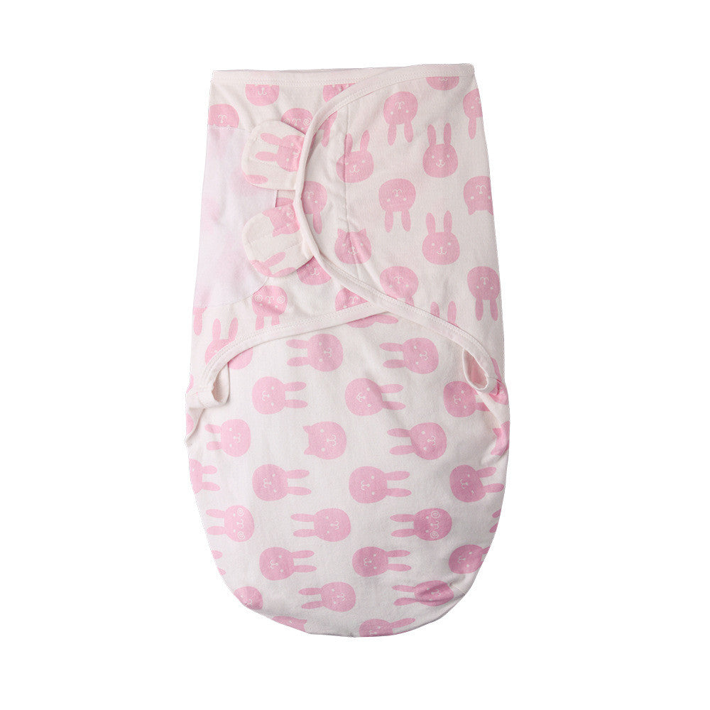 Pink Bunny Swaddle