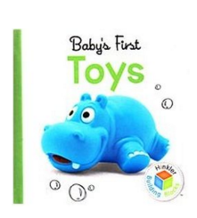 BUILDING BLOCKS BABY'S FIRST-TOYS