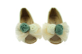 White Lace Rose Flat - I Babyland  - 2