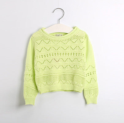 Mint Green Thin Sweater