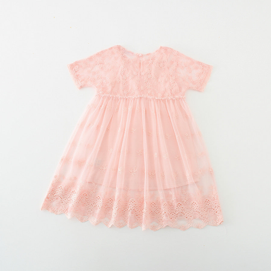 Chantelle Lace Princess Dress