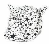 Black Star Ear Cap
