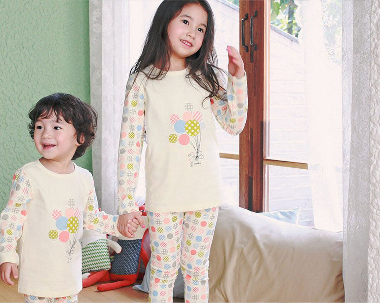 Colourful Polka Dots PJs