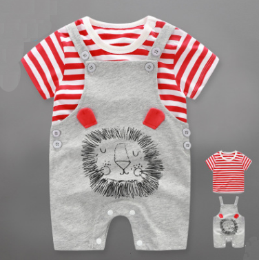 Lion Overall 2pc Set