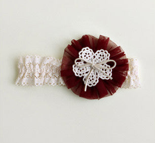 Lace Headband (3 colors available)