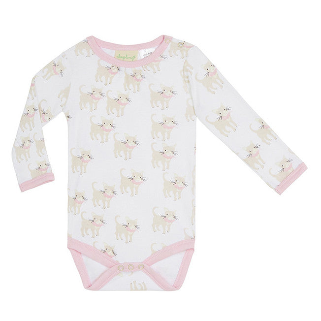 El Gato Long Sleeve Bodysuit
