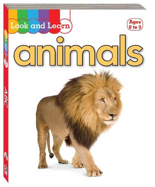 Look and Learn: ANIMALS
