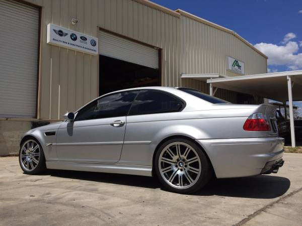 New Inventory! E46 ///M3 Parts Available!