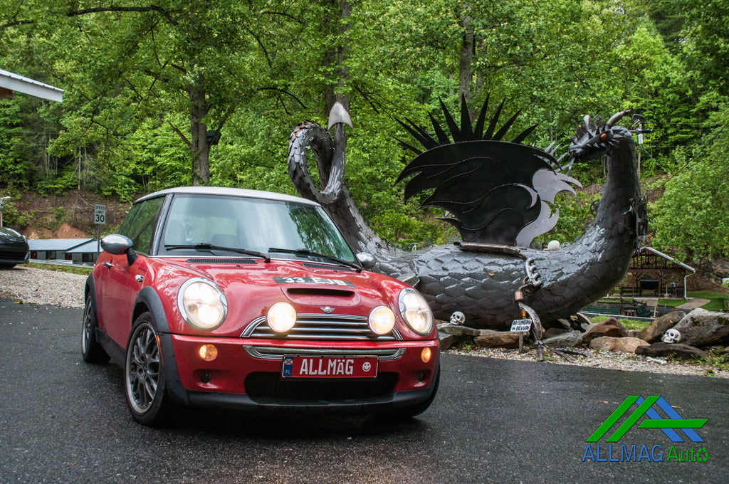 15th Annual MINIs on the Dragon - ALLMAG Edition 2017