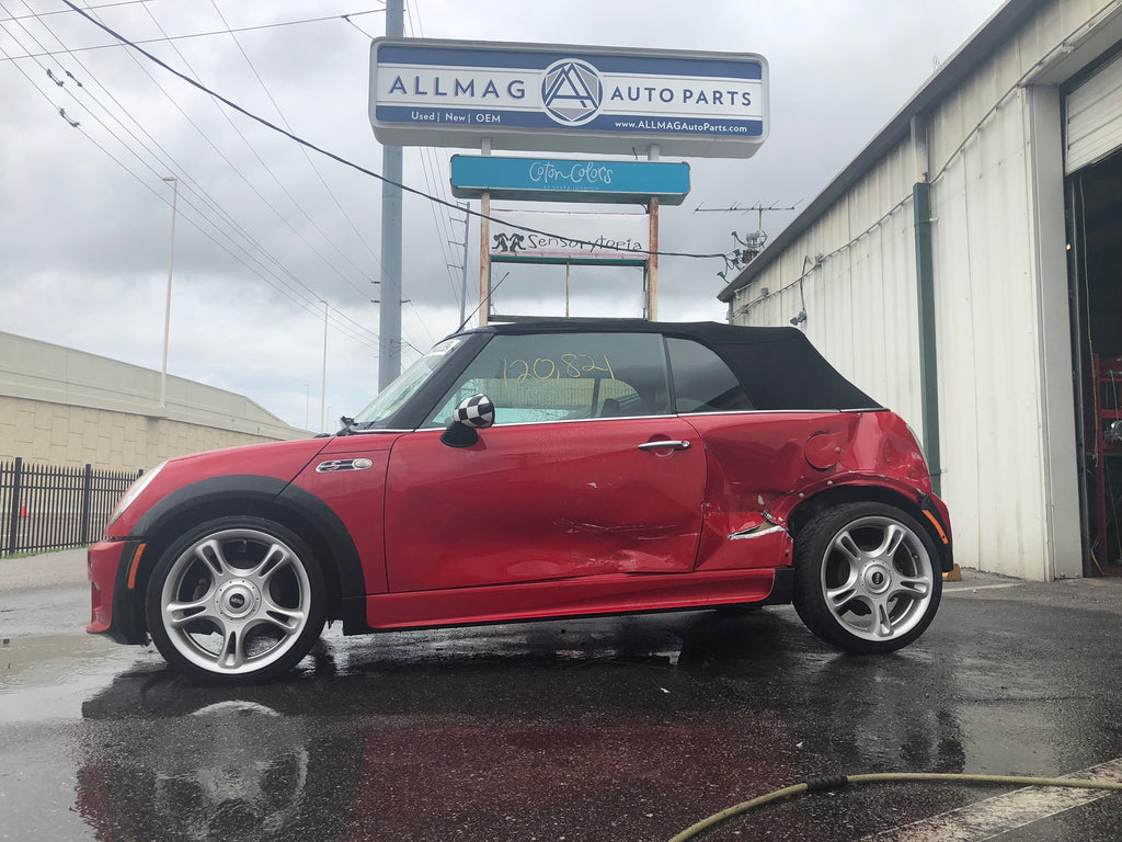Just Arrived: 2005 Mini Cooper S Convertible