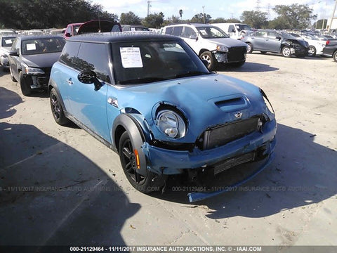 Just Arrived 2013 Mini Cooper S Hatchback Allmag Auto Parts