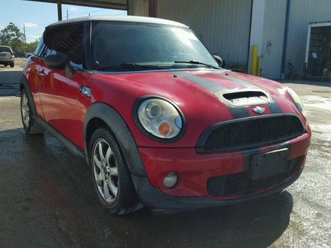 This Mini Is A 2007 Cooper S Hatchback With 133k Miles Finished In Chili Red And Equipped 6 Speed Manual Transmission Rooster