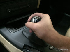 BMW E90 E92 E93 Shift Knob Removal DIY – ALLMAG Auto Parts