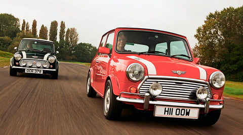 John Cooper Works Mini Coopers A Brief History Allmag Auto Parts
