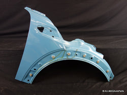 41352754726 07-15 Mini Cooper Right Front Fender Oxygen Blue R55 R56 R57 R58 R59 147