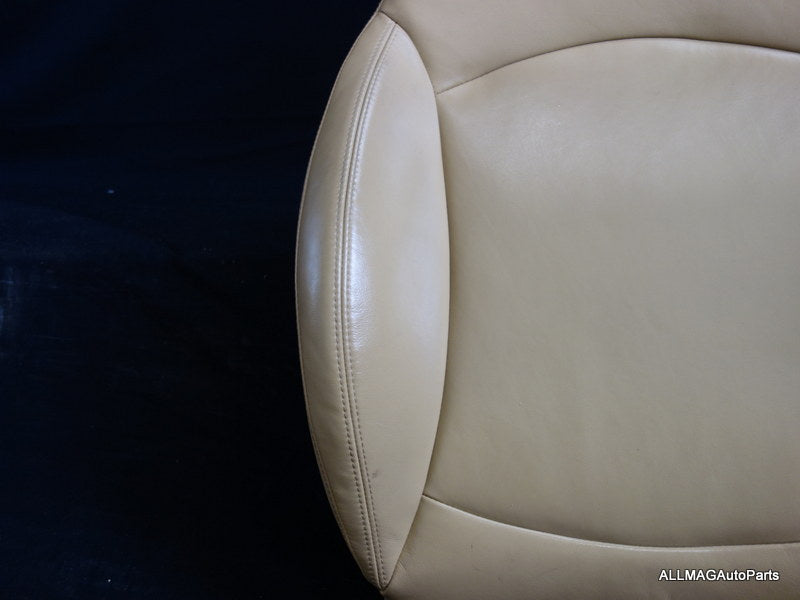 Mini Cooper Left Seat Backrest Cover Tuscan Beige 52107255523 07-15 R55 R56 R57 163