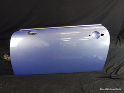 Mini Cooper Left Front Door Shell Cool Blue 41517202911 02-08 R50 R52 R53 148