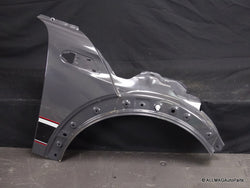 41352754726 07-15 Mini Cooper Right Front Fender Thunder Grey R55 R56 R57 R58 R59 118