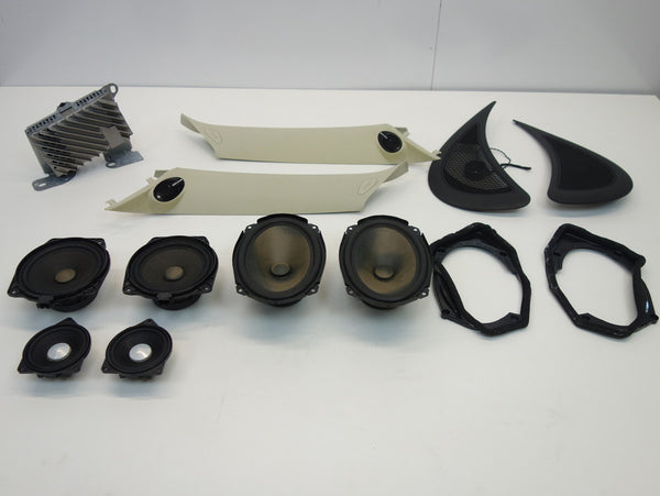 Mini Cooper Harman Kardon Speakers and Amplifier 2007-2013 R56 189