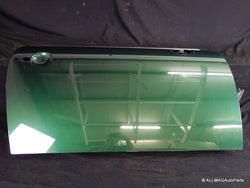41002755936 07-15 Mini Cooper Right Front Door Shell Green R55 R56 R57 R58 R59 140