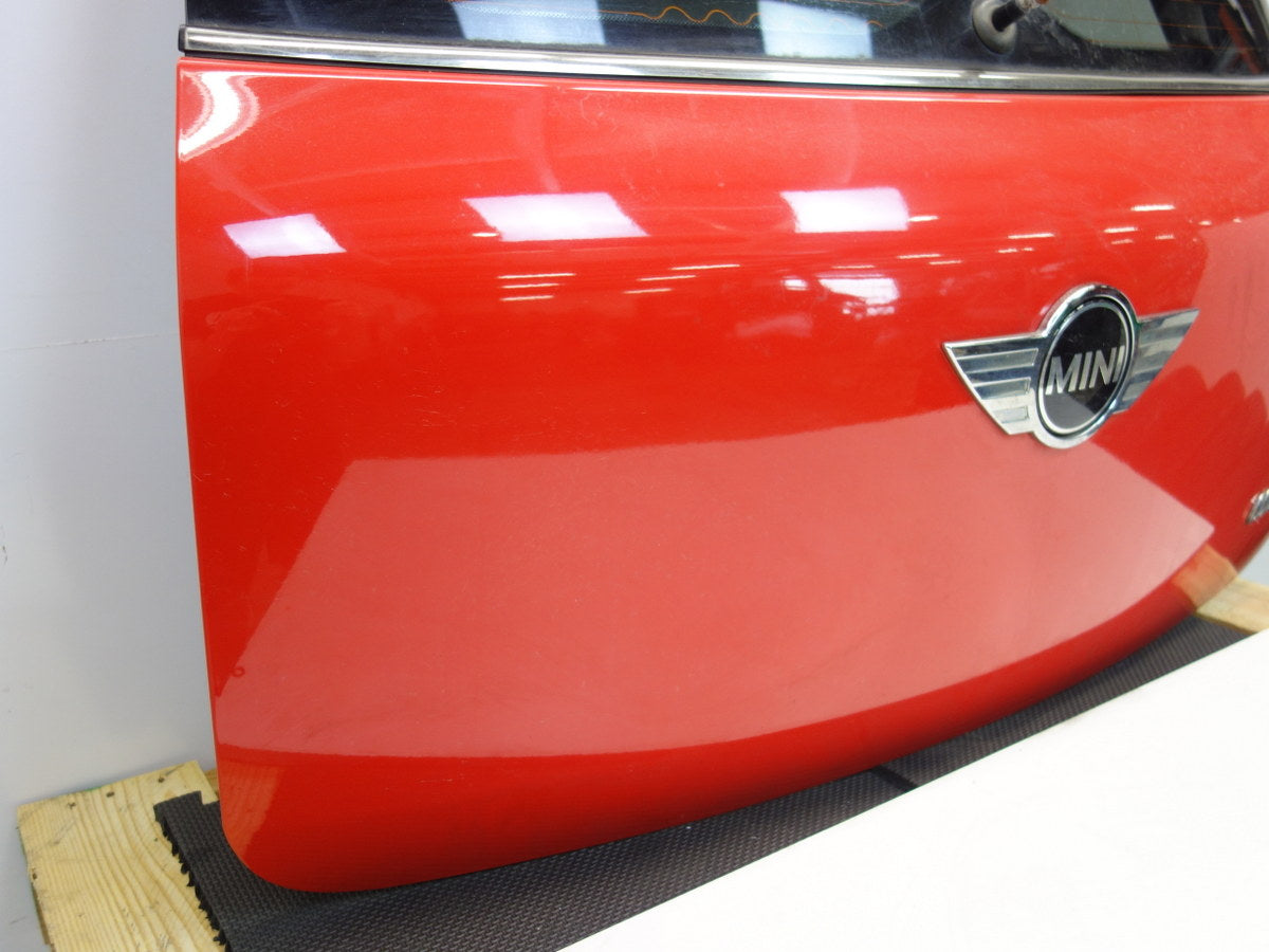 Mini Cooper Rear Hatch Pure Red 41009811574 2011-2016 R60