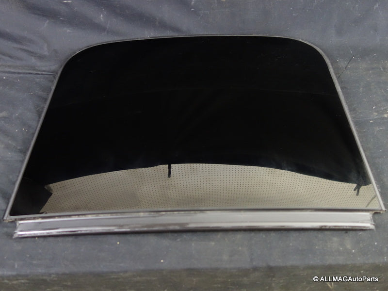 54107289204 07-14 Mini Cooper Sunroof Glass Rear OEM R55 R56