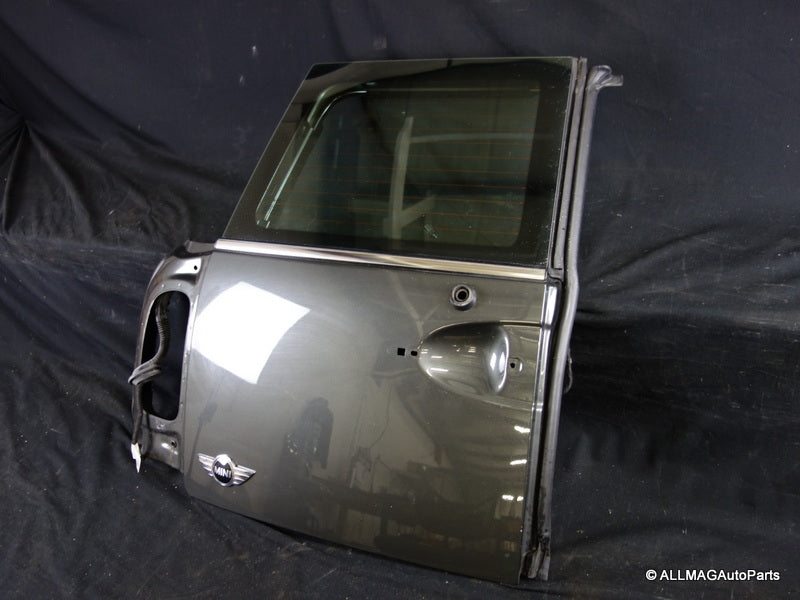 Mini Cooper Clubman Left Rear Split Door Shell Grey 41542757715 08-14 R55 143