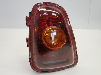Mini Cooper Left Rear Tail Light Amber Lens 63212751307 07-10 R56 R57 193