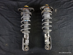 33526853970 09-15 Mini Cooper Cabrio Rear Strut Assembly Pair Left + Right R57 146